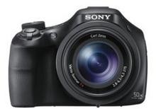Sony DSC-HX400V czarny