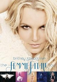Live The Femme Fatale Tour DVD) Britney Spears