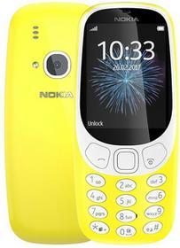 Telefon Nokia 3310 Dual SIM żółta