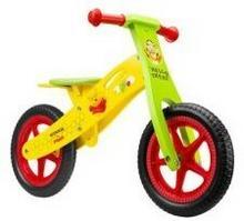Disney Rowerek biegowy drewniany Kubuś Puchatek