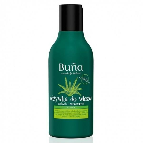 Buna Aloes odżywka do włosów suchych i zniszczonych 180ml