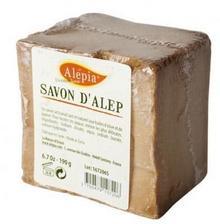 Alepia Mydło Alep w celofanie 1%, 99% oliwy z oliwek 190g
