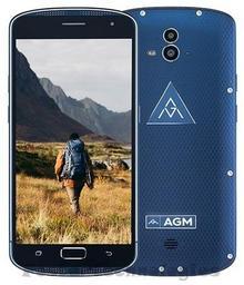 AGM X1 64GB Dual Sim Niebieski