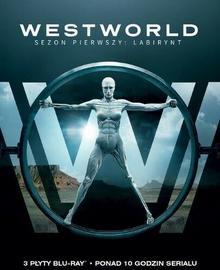 Warner Bros Entertainment WESTWORLD SEZON 1 3BD) Płyta BluRay)