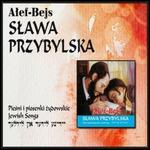 Przybylska Sława Ałef-Bejs Pieśni I Piosenki Żydowskie CD Przybylska Sława