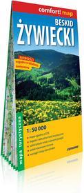 Beskid Żywiecki. Mapa turystyczna 1:50 000