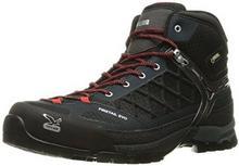 Salewa MS firetail EVO Mid GTX 00 0000063401 dla mężczyzn Trekking i buty trekkingowe - czarny - 42.5 EU B00K2UBAI4