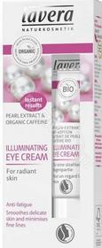 Lavera błyskawicznie rozjaśniający krem pod oczy bio-perłą i bio-kofeiną 15 ml