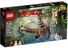 LEGO Ninjago Upadek mistrza 70608