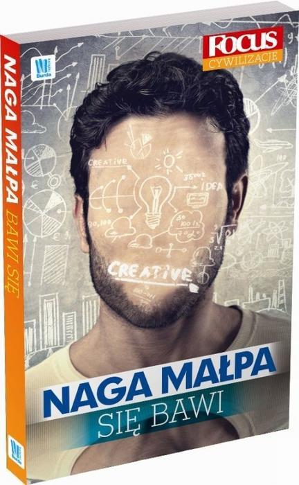 Burda książki Naga małpa się bawi - Burda Publishing Polska