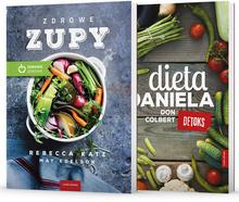 Don Colbert, Rebecca Katz, Mat Edelson Dieta Daniela / Zdrowe zupy / wysyłka w 24h