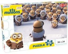 Tactic 100 Minions, Audience 53103/53381
