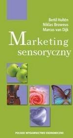 Polskie Wydawnictwo Ekonomiczne Marketing sensoryczny - Hulten Bertil, Broweus Niklas, Marcus Dijk