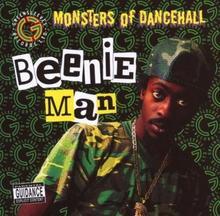 Monsters Of Dancehall Beenie Man Płyta CD)