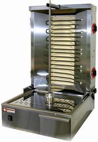 Diamond Kebab elektryczny | 35 kg B-E60