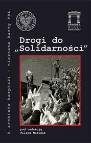 Ośrodek Myśli Politycznej Drogi do Solidarności - Ośrodek Myśli Politycznej