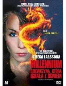 MONOLITH Millennium: Dziewczyna, która igrała z ogniem (DVD)