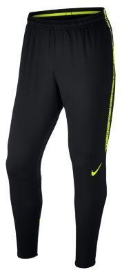 Nike Męskie spodnie piłkarskie Dri-FIT Squad - Czerń 859225-018