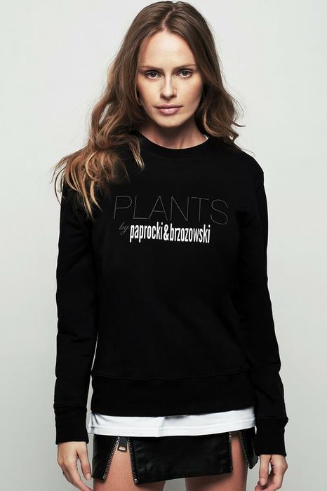 PLANTS by paprocki&brzozowski Bluza Plants Unisex