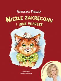Nieźle zakręcony i inne wiersze + CD Agnieszka Frączek