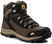 Elbrus Trekkingi Talon Mid Dark Brown
