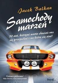 Pascal Samochody marzeń - Jacek Balkan