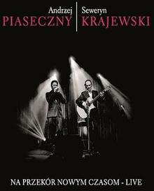 Na Przekór Nowym Czasom Live Reedycja) CD) Andrzej Piaseczny