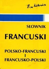 Exlibris Barbara Alexandra Meister Słownik francuski