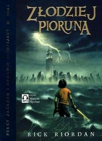 Galeria Książki Złodziej pioruna. Percy Jackson i bogowie olimpijscy (CD) - Rick Riordan