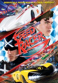 SPEED RACER Z KREDKAMI DVD) WB