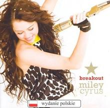 Breakout Polska cena CD Miley Cyrus