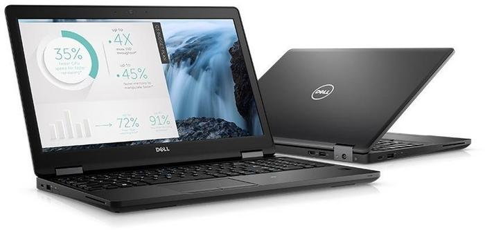 "Dell Latitude 5580 15,6"" HD, Core i5, 500GB HDD, 4GB RAM, HD620, W10Pro"