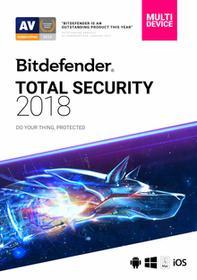 BitDefender Total Security 1PC / 1Rok