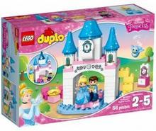 LEGO Duplo Magiczny zamek Kopciuszka 10855