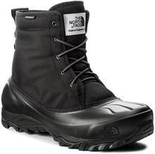 The North Face Śniegowce Tsumoru Boot T93MKSZU5 Tnf Black/Dark Shadow Grey