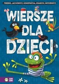 Zielona Sowa Polscy poeci Wiersze dla dzieci - Opracowanie zbiorowe