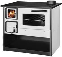 044 DOSTAWA GRATIS! 04465057 Piec kuchenny 14kW z płaszczem wodnym i piekarnikiem wylot spalin z prawej strony) 65057-uniw