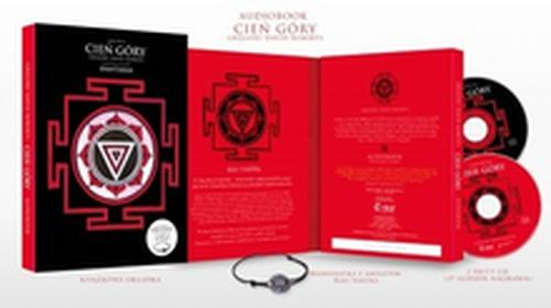 Marginesy Cień góry (audiobook CD) - Gregory David Roberts