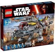LEGO Star Wars AT-TE kapitana Rexa 75157
