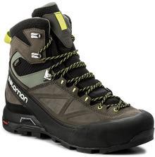 Salomon Trekkingi X Alp Mtn Gtx GORE-TEX 398402 29 G0 Black/Beluga/Lime Punch.