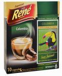 Rene Colombia kapsułki do Nespresso - 10 kapsułek