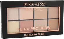 Makeup Revolution London Makeup Revolution London Ultra Pro Glow Palette rozświetlacz 20 g dla kobiet