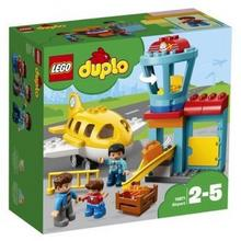 LEGO Klocki DUPLO Town Lotnisko 10871