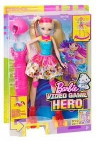 Mattel Barbie w świecie gier Barbie na wrotkach