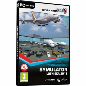 SYMULATOR LOTNISKA 2013 PL NSS PC