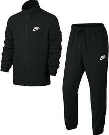 Dres treningowy Nike M NSW TRK WVN Basic, męski, czarny, m