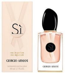 Giorgio Armani Giorgio Si Rose Signature II woda perfumowana 50ml
