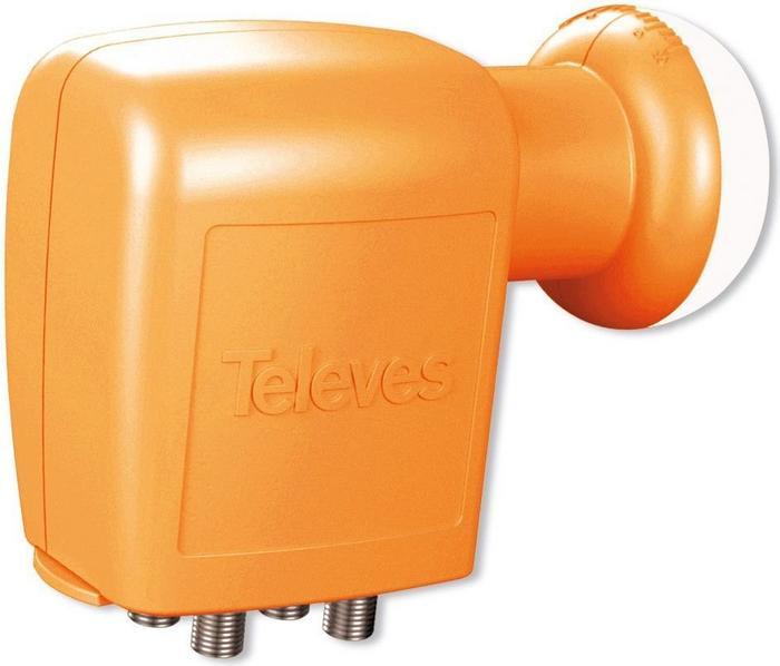 Televes NoName Antena RTV LNB konwerter Quad - 761001