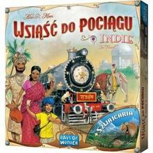 Days of Wonder Wsiąść do pociągu: Indie i Szwajcaria