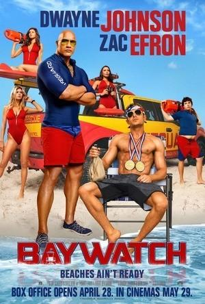 Baywatch Słoneczny Patrol książka z DVD) Seth Gordon